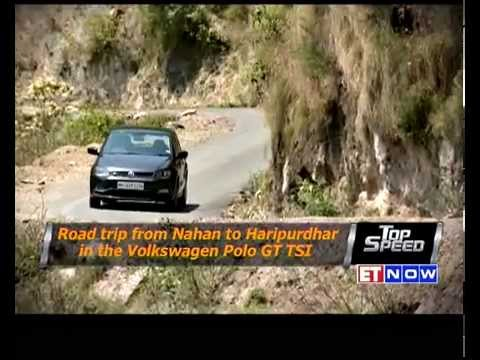 Top Speed - On the Road: Nahan to Haripurdhar In Volkswagen Polo GT TSI