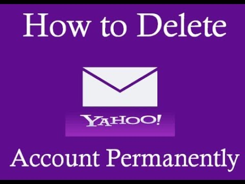 How To Delete Yahoo Account Permanently From Mobile |Rajnish Kumar