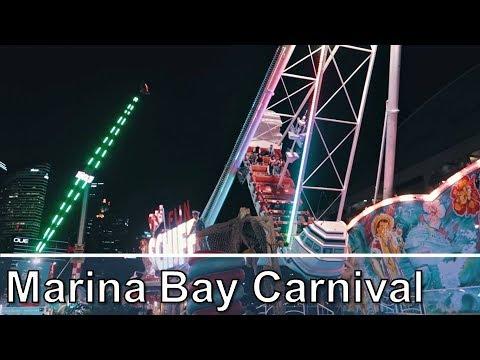 Marina Bay Carnival - Singapore's Biggest Carnival