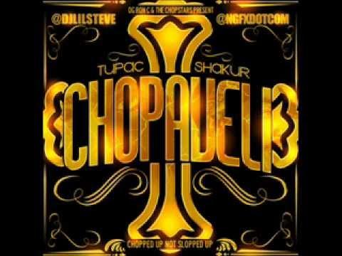 2 Pac - Hit 'em Up (Chopped Not Slopped By DJ Lil Steve)