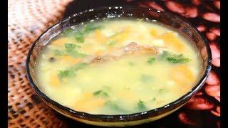 Вкусный Гороховый Суп с Копченостями!  Ну, оОчень вкусно!