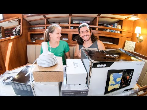 ⛵️ Let's talk about Sailing and Navigation Electronics #179