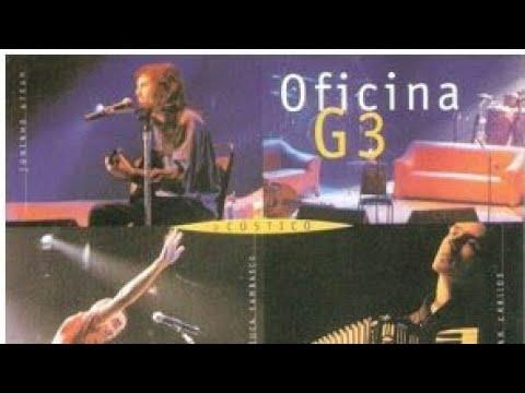 dvd oficina g3 acustico ao vivo