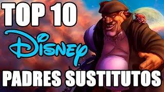 Top 10 Padres y Madres sustitutos de Disney