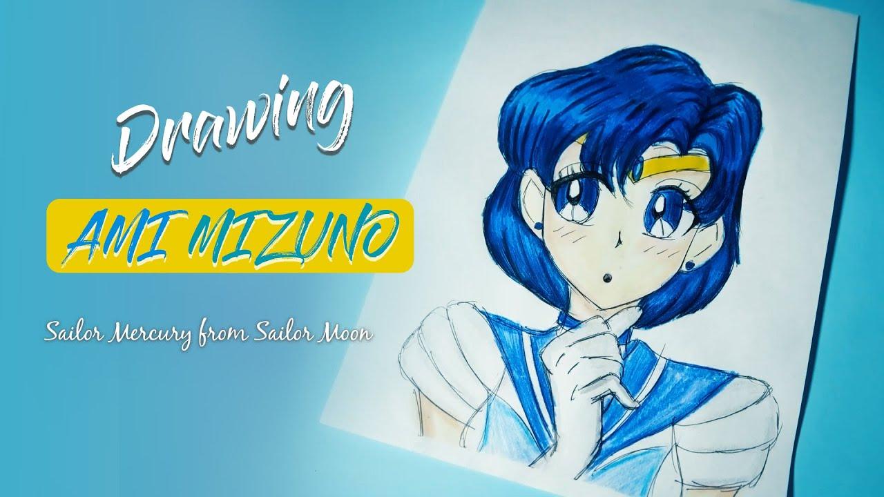[Speedpaint] Sailor Moon #redrawchallenge - YouTube