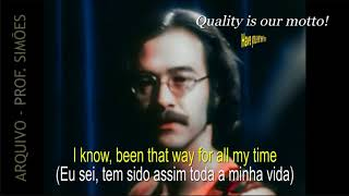 HAVE YOU EVER SEEN THE RAIN (CREEDENCE CLEARWATER REVIVAL) - LEGENDADO - HD