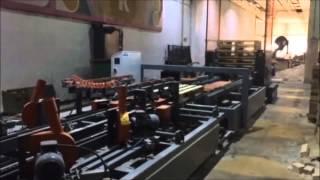 Tek Sıra Palet Çakma Makinası ve Palet İşleme Hattı PIH