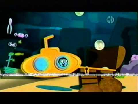 PBS Kids Station ID - Submarine (2010)