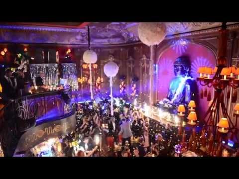 New Year's Eve at Buddha-Bar Monte-Carlo
