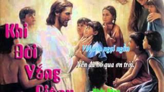 Khi Dời Vắng Giêsu