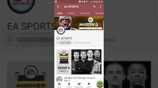 Daily shoutouts ep455 EA sports December 29th 2017
