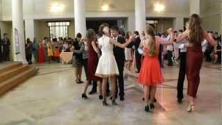 Гимназический бал 7б класс город Челябинск гимназия 76