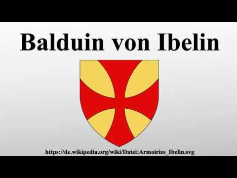 Balduin von Ibelin