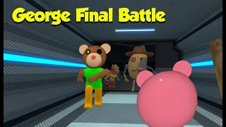 ROBLOX PIGGY CHAPTER 12 UPDATE NEW SKINS and CYBORG Mr P FINAL BATTLE COMING  (Fan Made)