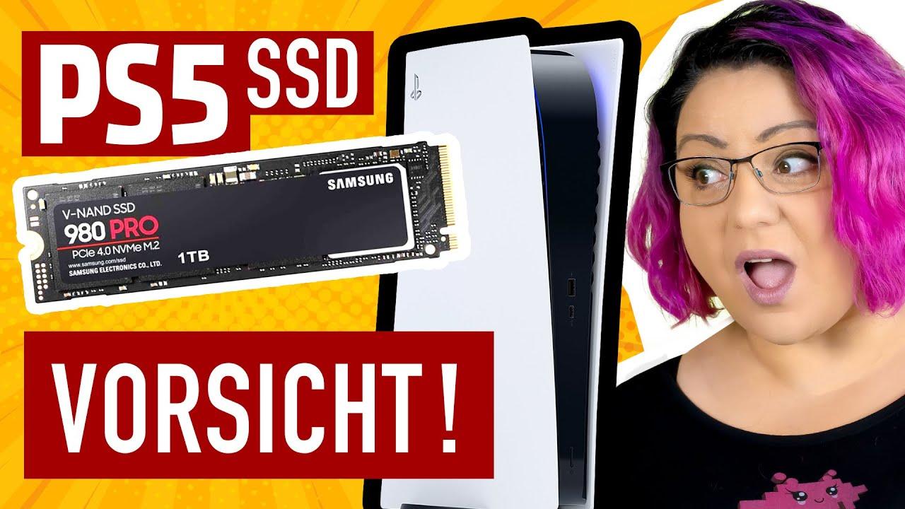 PS5 SSD UPDATE NEWS – Das müsst ihr vor dem Kauf wissen!