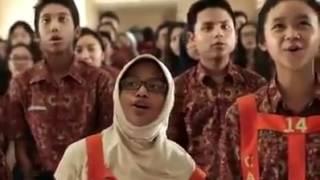 HEBOH!!! Ketika..Lagu Nasional indonesia dinyanyikan orang luar Negeri