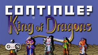 The King Of Dragons (SNES) Part 2 - Continue?