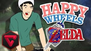 Happy Wheels: THE LEGEND OF ZELDA