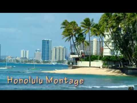 Year 2008 Honolulu slideshow montage picture photos