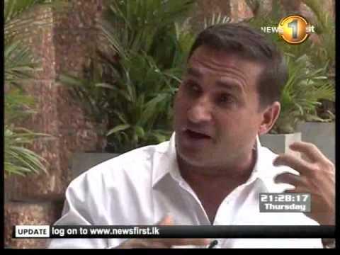 mtv sports  Exclusive  with Peter Kuruvita