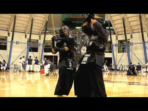 Kendo 2017 Nikkei Games Kachinuki Mixed Team Division: Match 1