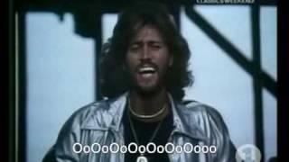 Stayin' Alive - Bee Gees (legendado)
