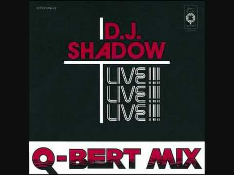 Camel Bobsled Race - DJ Shadow & Q-Bert (Complete Mix)