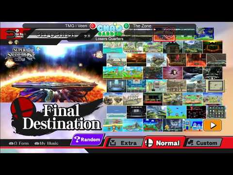 JRWI! 6.5 Chao Garden Arcadian - Veen (Villager) vs The Zone (Link) Winners Finals
