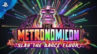 The Metronomicon: Slay the Dance Floor - Reveal Trailer | PS4