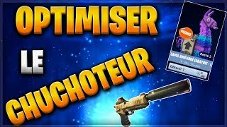 OPTIMISER THE CHUCHOTER - 2 FREE LAMAS - FORTNITE SAUVER THE WORLD