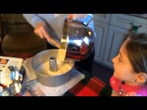 Italian Cream Cake Part 2