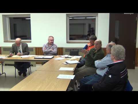 2013/03/21 Cumberland Head Tax Payers Association Meeting