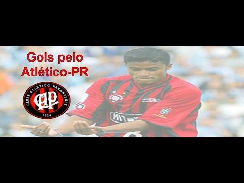 Adriano Gabiru - Gols Atlético PR