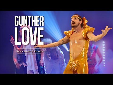 GUNTHER LOVE - Le dernier des Airnadette (vost) poster