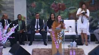 SARAH FARIAS - O ROSTO DE CRISTO (AO VIVO)