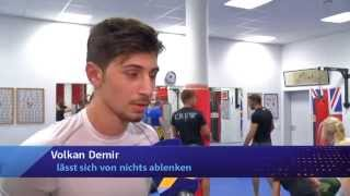 BJJ & MMA Fight Team Kodiak Ulm  - Volkan Demir / Hakan Demir
