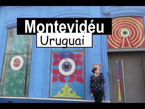 Montevidéu- Uruguai Por Jéssica Oliveira