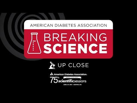 75th Scientific Sessions -- June 5-9, 2015 -- Boston