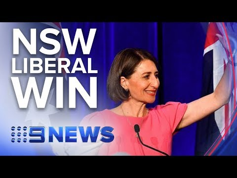 How Will The NSW Liberal Win Impact The Federal Campaign? | Nine News Australia