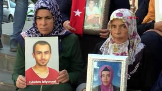 HDP önündeki eylemde 51'inci gün