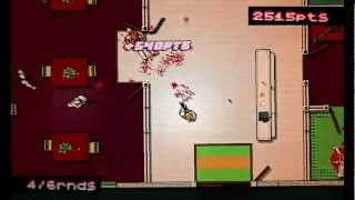 PC Longplay [285] Hotline Miami