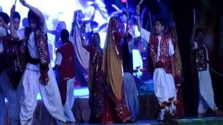 DPS Kaithal Annual Function 16th Feb 2015 BHARAT VARSH -Exploring India Dance