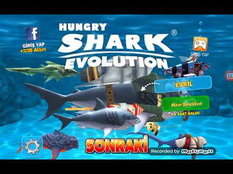 Hungry Shark HİLE!! Android Oyun Club