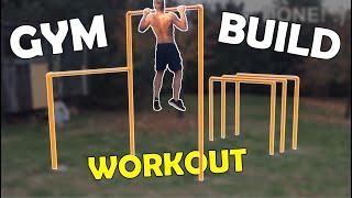 How To Build an Outdoor Gym / Calisthenics Park | DIY