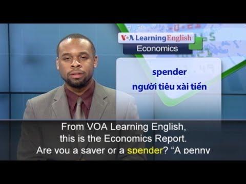 Phát âm chuẩn - Anh ngữ đặc biệt: Saving Money (VOA)