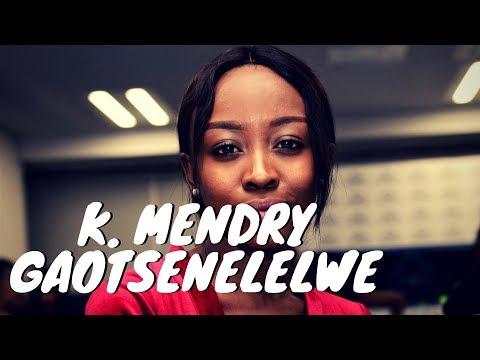 Miss Botswana 2017 Top 12 Finalist  I  Katlego Mendry Gaotsenelelwe