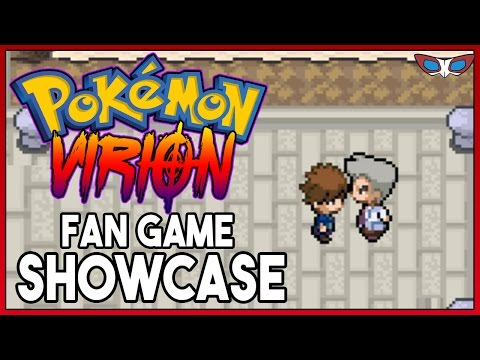 Pokemon Virion Fan Game Showcase ( Pokemon Fan Game Showcase #11 )