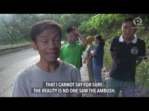 Ambush in Marawi City? Residents have doubts