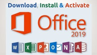 Gambar cover How to free download Install || Activate Microsoft office 2019 latest Version