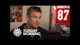 Rob Gronkowski on slowing down